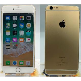 アイフォーン(iPhone)の★SIMフリー★DoCoMo★iPhone6s Plus 64GB ゴールド★(スマートフォン本体)