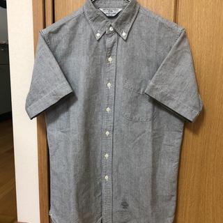 エンジニアードガーメンツ(Engineered Garments)のEngineerd Garments x COOTIE コラボシャツ M(シャツ)