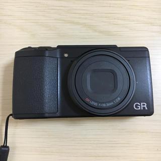 リコー(RICOH)のRICOH GRⅡ 保証残あり(コンパクトデジタルカメラ)