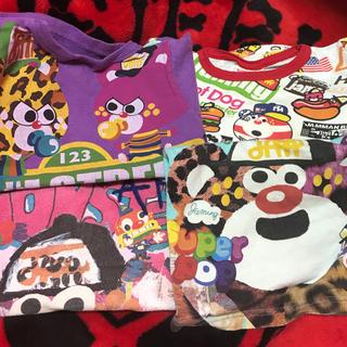 ジャム(JAM)のkmit様専用  JAM  ロンT  4枚セット  +Tシャツ他  5枚セット(Tシャツ/カットソー)