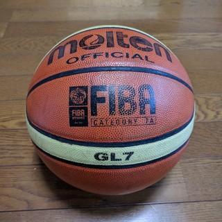 モルテン(molten)のmolten  7号球  バスケットボール  公式球(バスケットボール)