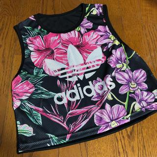アディダス(adidas)のadidas タンクトップ(タンクトップ)