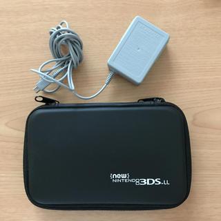 ニンテンドー3DS - 任天堂3DS LL ケース&充電器