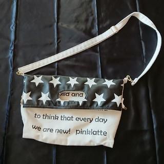 ピンクラテ(PINK-latte)のpinklatte ショルダーバッグ(ショルダーバッグ)