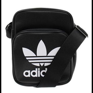 アディダス(adidas)のアディダス ショルダーバッグ ブラック 黒 adidas(ショルダーバッグ)