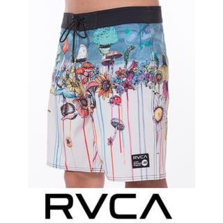 ルーカ(RVCA)の水着 ★ ルーカ RVCA サーフパンツ ボードショーツ 30インチ(水着)