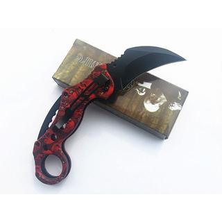 新品 カランビットナイフ 折りたたみナイフ サバイバルナイフ(その他)