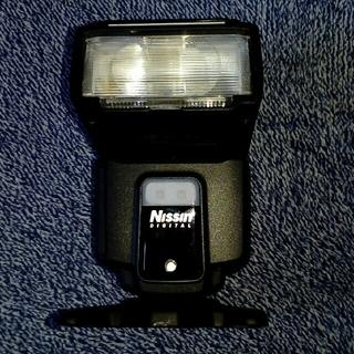 ニッシン Nisshin i40 ニコン用 ストロボ フラッシュ 美品(ストロボ/照明)