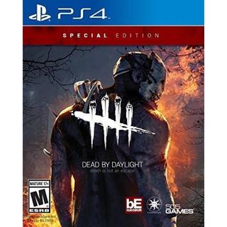 デッドバイデイライト PS4  輸入版 北米(家庭用ゲームソフト)