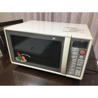 ミツビシデンキ(三菱電機)の【値下げしました】オーブンレンジ(三菱電機 RO-E25)(電子レンジ)