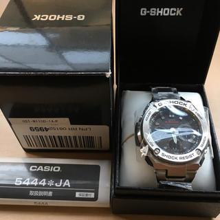カシオ(CASIO)のG-SHOCK 電波ソーラー GST-W110D-1AJF(腕時計(アナログ))