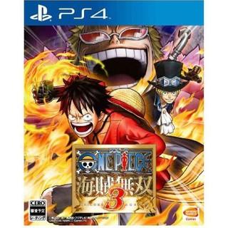 プレイステーション4(PlayStation4)の☆海賊無双3 ONE PIECE☆(家庭用ゲームソフト)