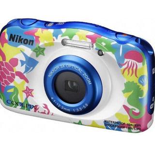 ニコン(Nikon)の新品!ニコンCOOLPIX W100  ウォータープルーフ(コンパクトデジタルカメラ)