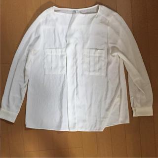 カリテ(qualite)のカリテ 長袖 トップス サイズ2(カットソー(長袖/七分))