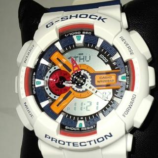 カシオ(CASIO)のG-SHOCK+エヴァンゲリオンコラボ 綾波レイモデル(腕時計(アナログ))