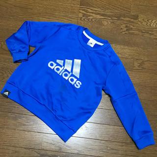 アディダス(adidas)の美品 アディダス トレーナー 120 トップス(Tシャツ/カットソー)