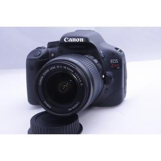 キヤノン(Canon)の★Wi-Fi対応★卒・入学応援セール★キヤノン Kiss X4 レンズセット(デジタル一眼)