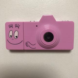 バーバパパ トイカメラ(コンパクトデジタルカメラ)