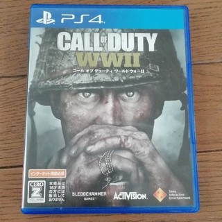 プレイステーション4(PlayStation4)のコール オブ デューティ ワールドウォーII(家庭用ゲームソフト)