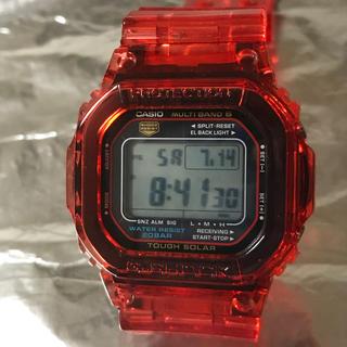 カシオ(CASIO)のCASIO G-SHOCK の GW-M5610 電波ソーラースケルトンカスタム(腕時計(デジタル))