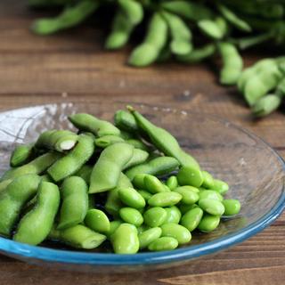 早生枝豆 湯あがり娘 茶豆 枝付き 約1kg 産地直送 農薬不使用