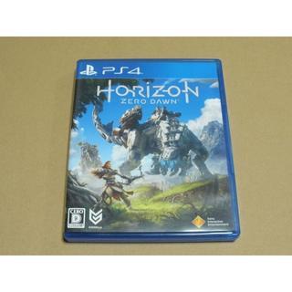 プレイステーション4(PlayStation4)のホライゾンゼロドーン Horizon Zero Dawn 送料込み(家庭用ゲームソフト)