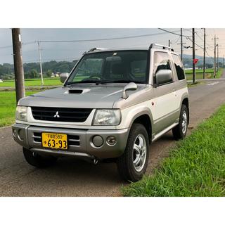 ミツビシ(三菱)のパジェロミニ  ターボ 4WD AT H58A 車検付き 栃木(車体)