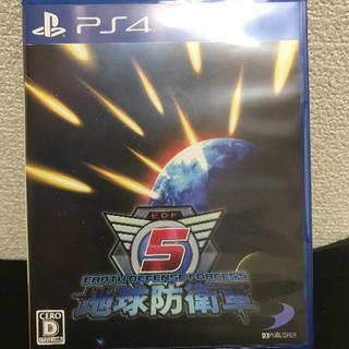 プレイステーション4(PlayStation4)のps4  地球防衛軍5(家庭用ゲームソフト)
