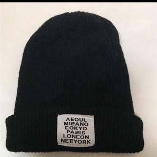 ニット帽(ニット帽/ビーニー)