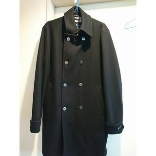 バーバリーブラックレーベル(BURBERRY BLACK LABEL)の美品、ブラックレーベル、ロングコート、トレンチ、冬物(トレンチコート)