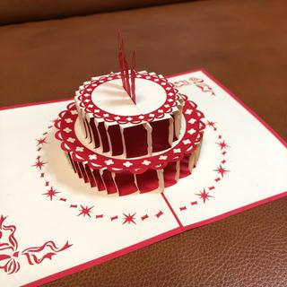 【新品】グリーティングカード(Happy Birthday)