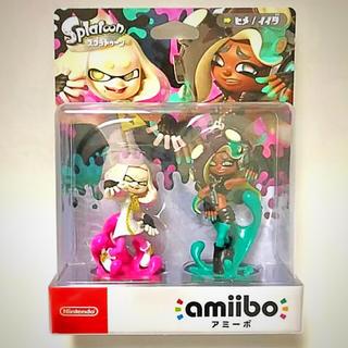Nintendo Switch - amiibo テンタクルズ セット アミーボ 未開封