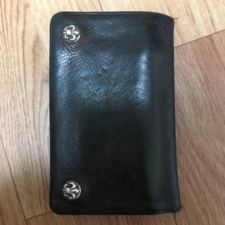 クロムハーツ(Chrome Hearts)のCHROMEHEARTSウォレット 財布(折り財布)