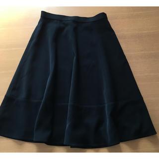 スカート 黒 ストロベリーフィールズ