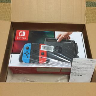 Nintendo Switch - 新品!Nintendo Switch ネオンカラー 送料込み!