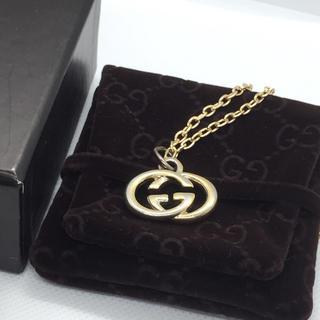 Gucci - 正規品 GUCCI グッチ ゴールド ネックレス 即購入大歓迎‼️