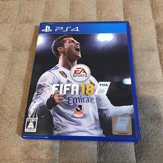 プレイステーション4(PlayStation4)のFIFA18 PS4(家庭用ゲームソフト)