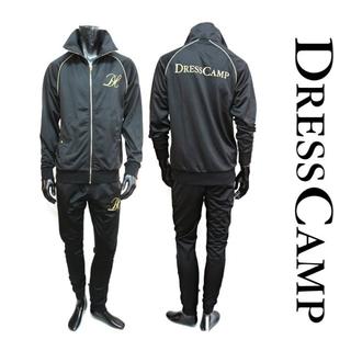 ドレスキャンプ(DRESSCAMP)の(未使用品)DRESS CAMP ジャージ上下セット(ジャージ)