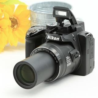 ニコン(Nikon)の★光学36倍ズーム★Wi-Fiでスマホに転送★彡ニコン クールピクス P500(コンパクトデジタルカメラ)