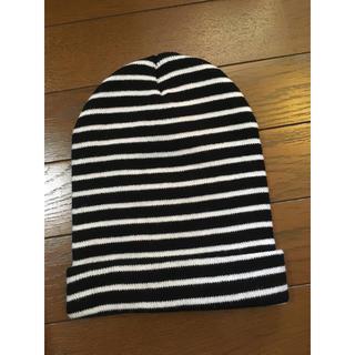 ボーダーニット帽(ニット帽/ビーニー)