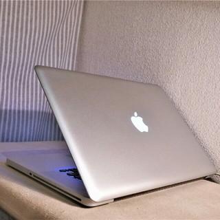 マック(Mac (Apple))のCore-i7 メモリ8GB超超大容量1TB Mac&Win10 DVD(ノートPC)