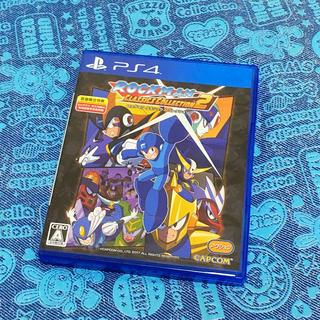 プレイステーション4(PlayStation4)のロックマン クラシックコレクション2 PS4(家庭用ゲームソフト)