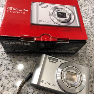 カシオ(CASIO)のCASIO EXILIM EX-ZS240(コンパクトデジタルカメラ)