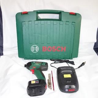 BOSCH - ボッシュ BOSCH インパクトドライバー PDR18LI 美品