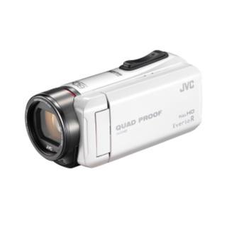 JVC  GZ-R400-w  ホワイト(ビデオカメラ)