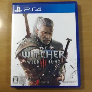 プレイステーション4(PlayStation4)のPS4 ウィッチャー3(家庭用ゲームソフト)