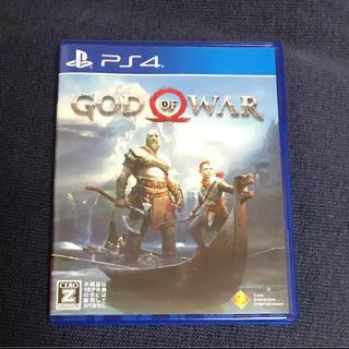 プレイステーション4(PlayStation4)のゴットオブウォー PS4(家庭用ゲームソフト)