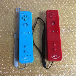 Wii - 【送料込】任天堂  Wii  リモコンプラス2個セット