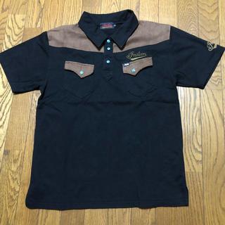 インディアン(Indian)のインディアンモトサイクル ウエスタン ポロシャツ XL(ポロシャツ)