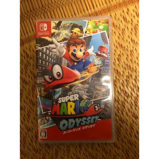 Nintendo Switch - スーパーマリオオデッセイ